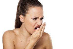 Bad Breath Lady